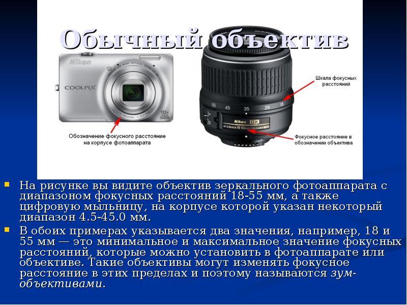 Основы фотографии #2.2