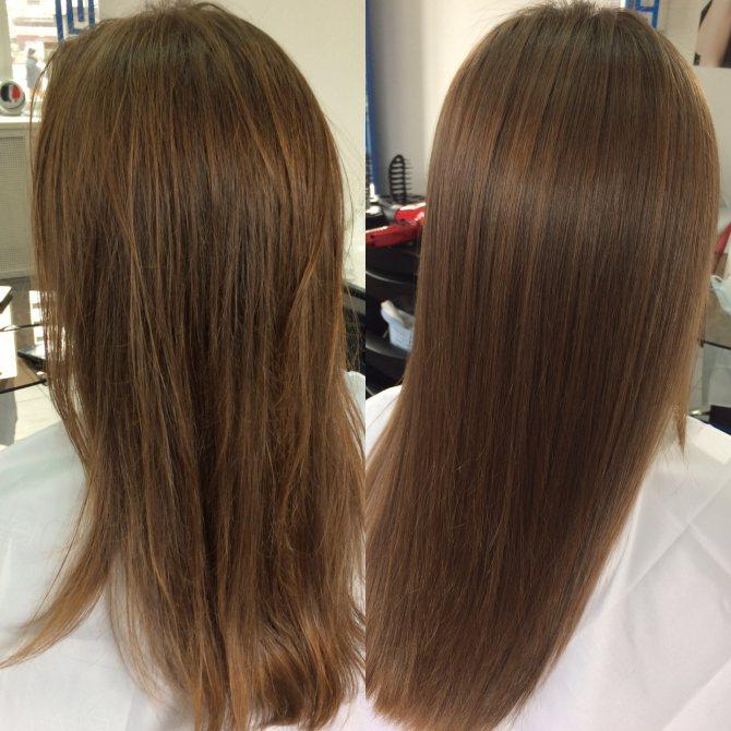 Ботокс для волос: последствия, особенности процедуры, состав, польза и вред