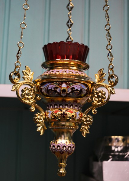 Церковная лампада