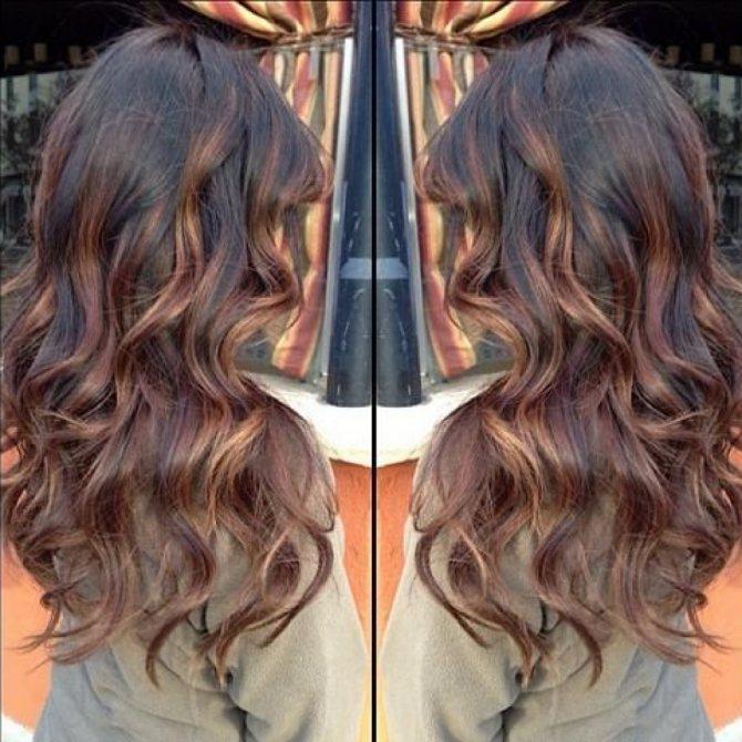 Балаяж на светлые волосы (52 фото): окрашивание длинных и коротких прядей, техника покраски волос средней длины
