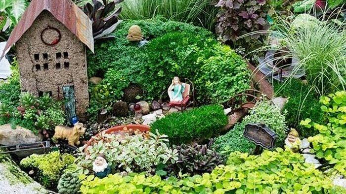 Сад это...значения слова. виды садов