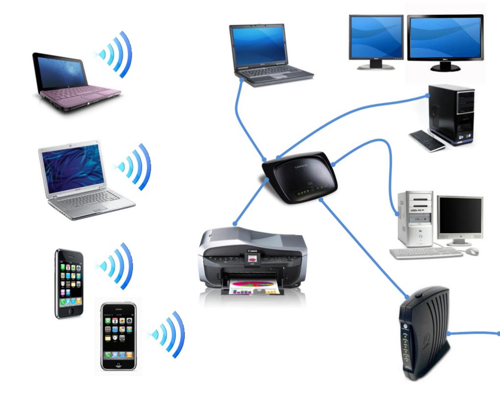 Прокладка и монтаж локально вычислительной сети: что это такое и что включает