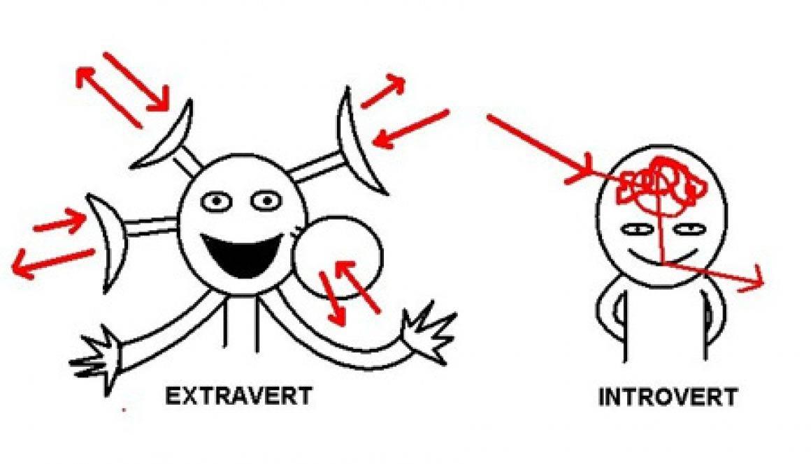 Кто такой интроверт и экстраверт. описание простыми словами