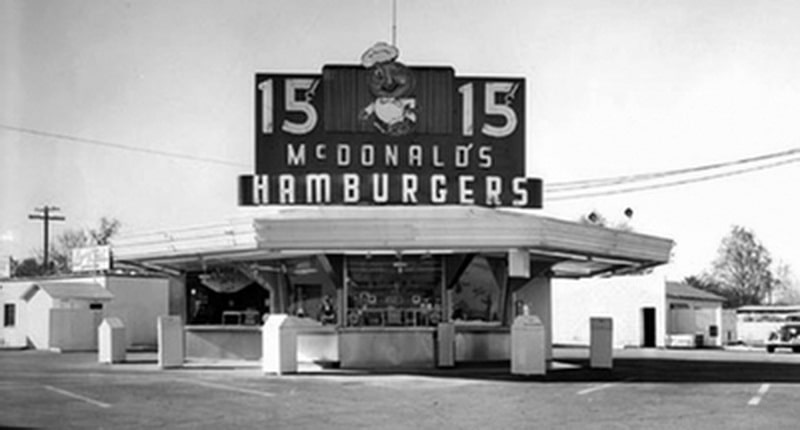 Mcdonalds - история макдоналдс вакансии в макдоналдс