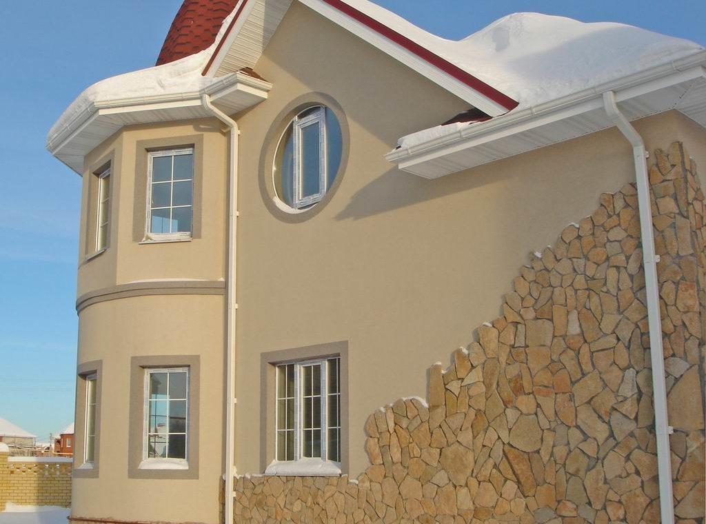 Технология мокрый фасад — викистрой