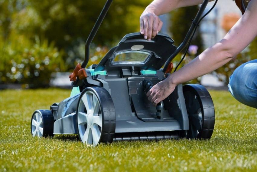 Мульчирование газона газонокосилкой: описание, преимущества и недостатки процесса