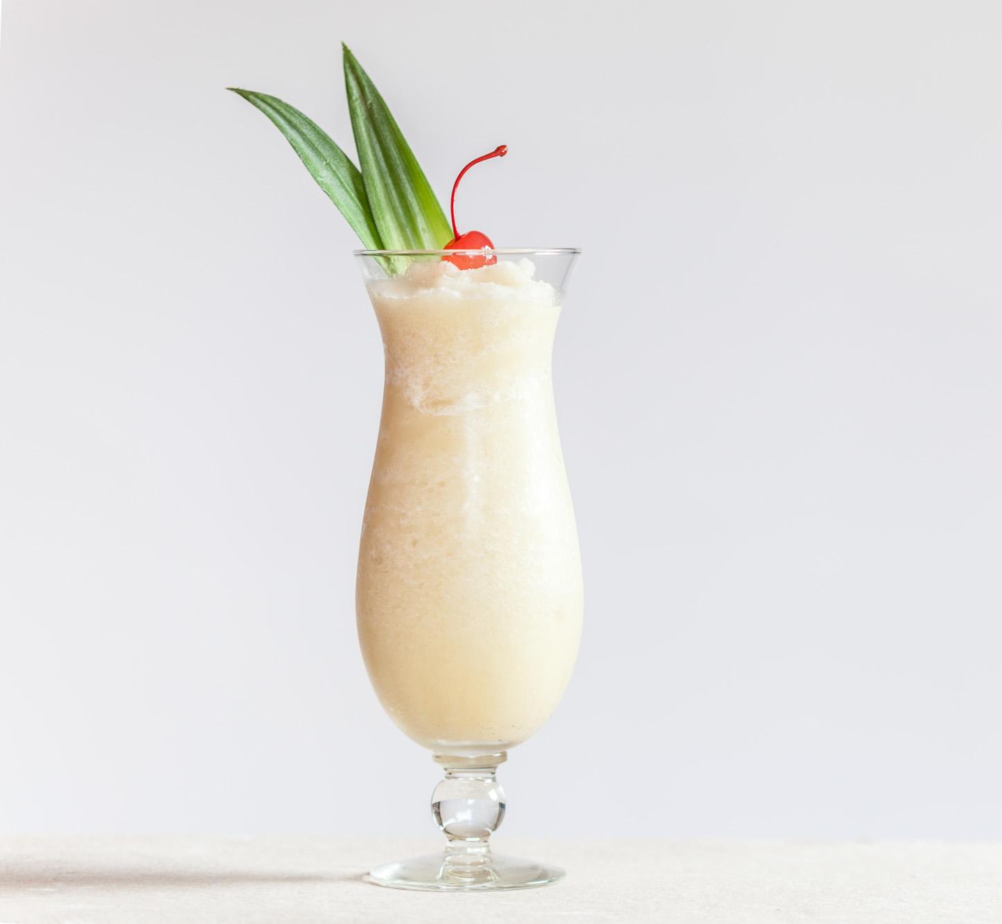 Пинаколада: как делать коктейль, рецепты