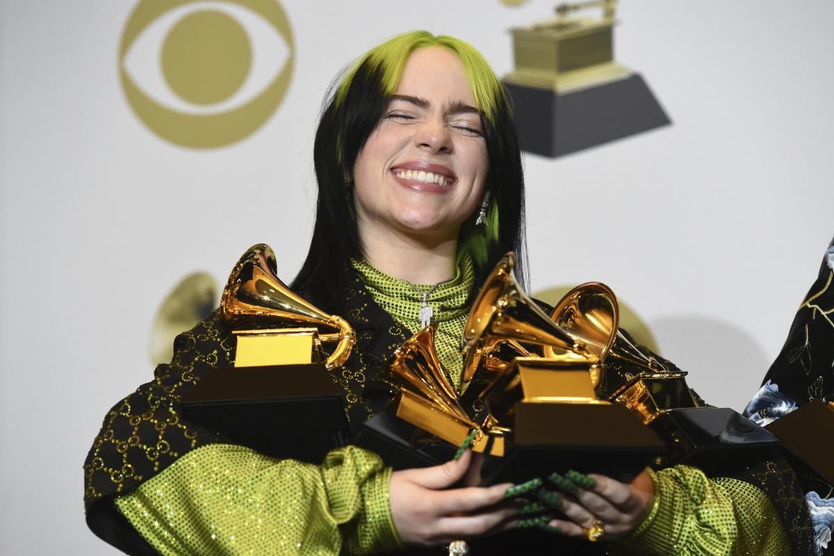 Премия «грэмми» за лучший альбом года