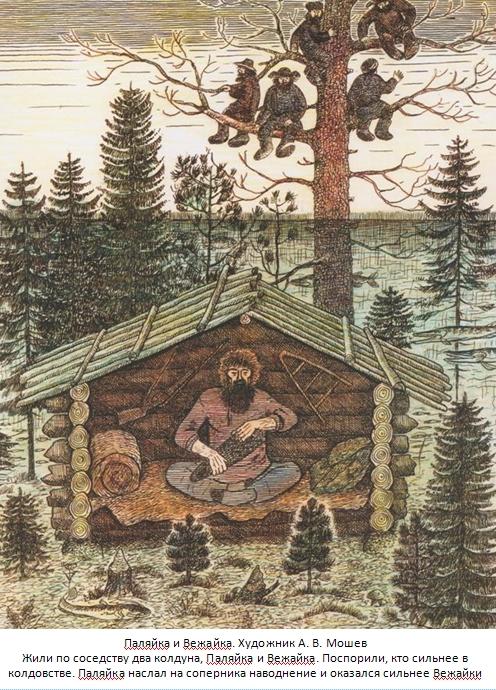 Шишига | мистические факты