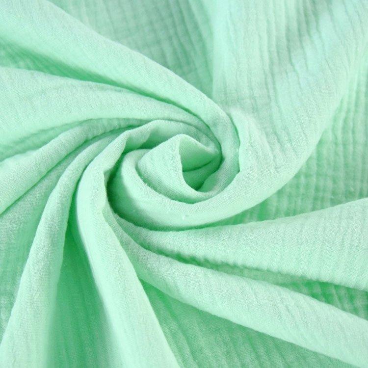 Ткань муслин: что это такое, шьют ли из него платья, шторы или постельное белье?
