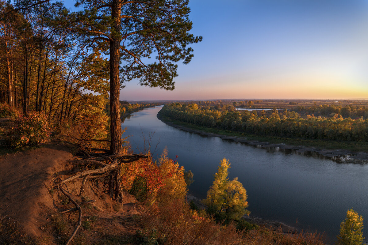 Река кама — ураловед