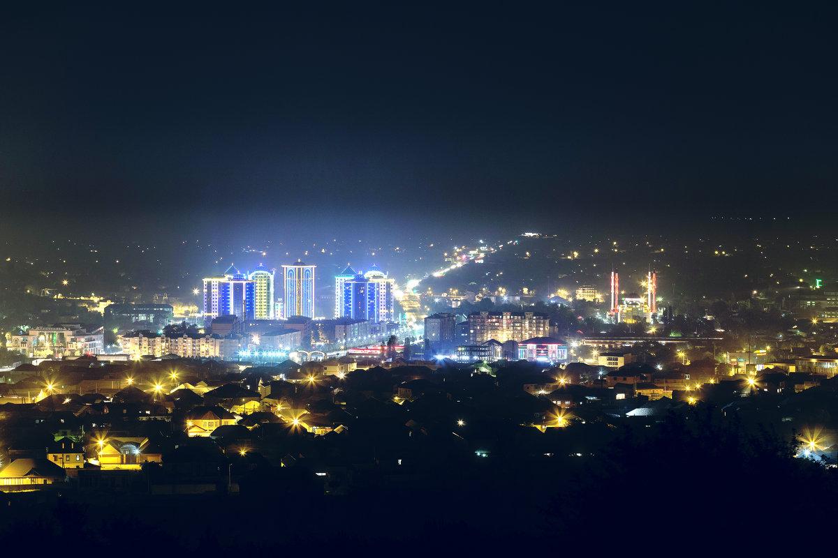 Город гудермес чеченская республика