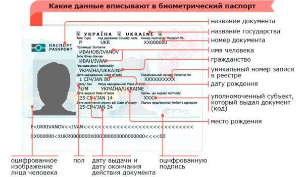 Где в белорусском паспорте искать код подразделения?