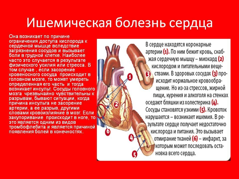 Ишемия головного мозга: признаки, симптомы, осложнения и лечение