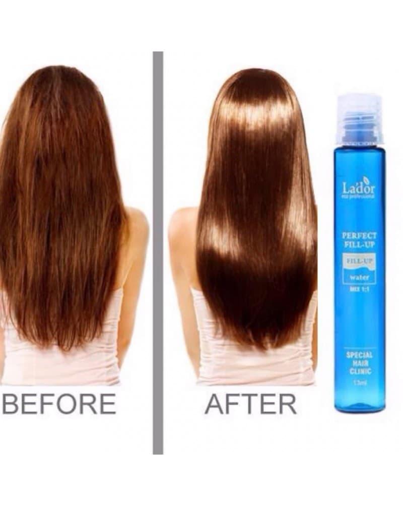 Филлер для волос: что это и как использовать
