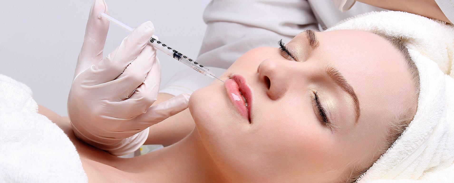 Мезотерапия лица помогает бороться с признаками старения кожи