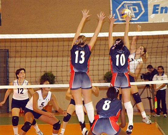 Пайп в волейболе: краткое описание комбинации, техника, советы