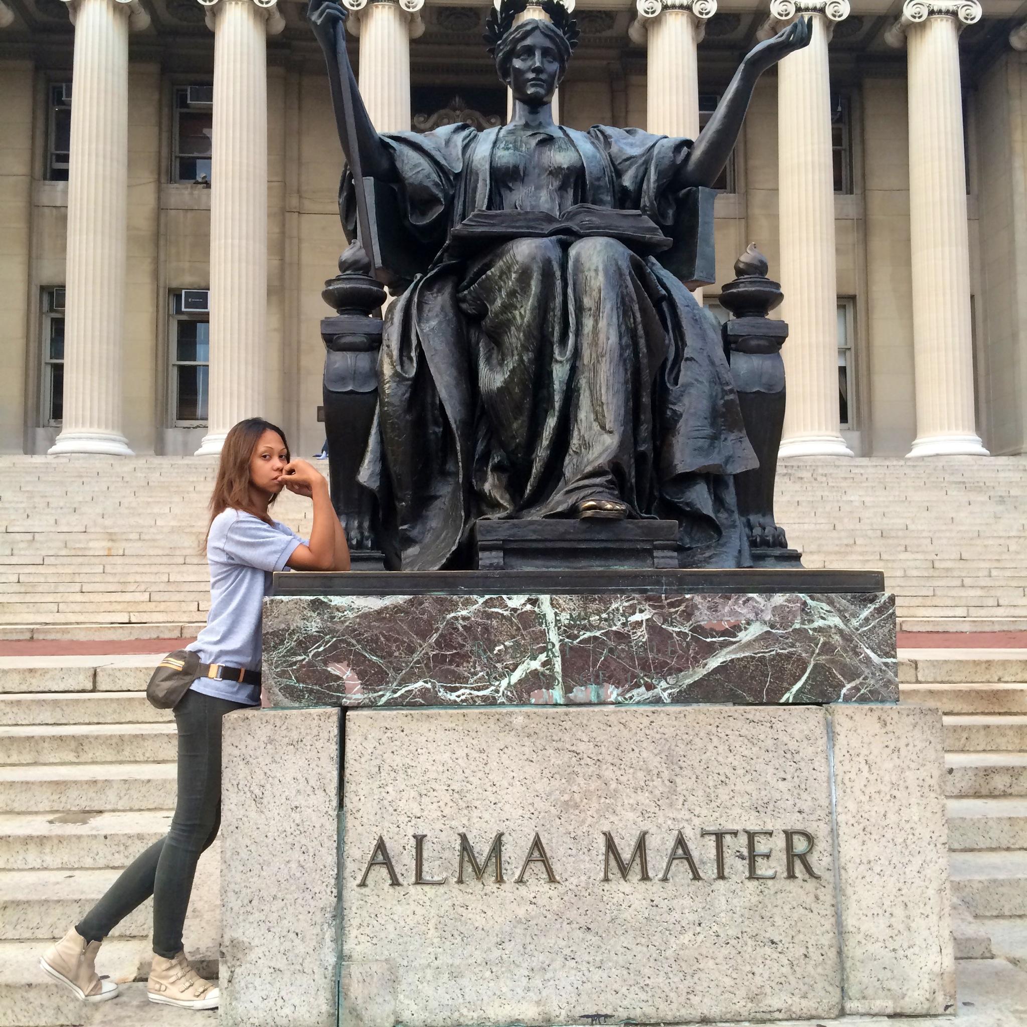 """""""альма-матер"""" - что это такое? перевод с латинского :: syl.ru"""