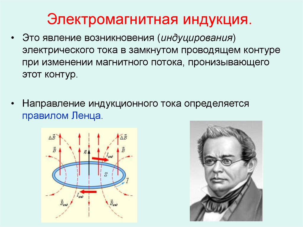 """Конспект """"электромагнитная индукция"""" - учительpro"""