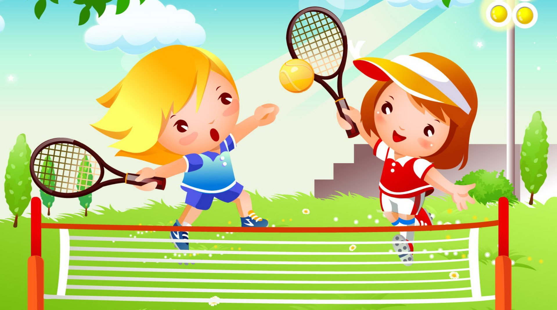 Теннис что это? значение слова теннис