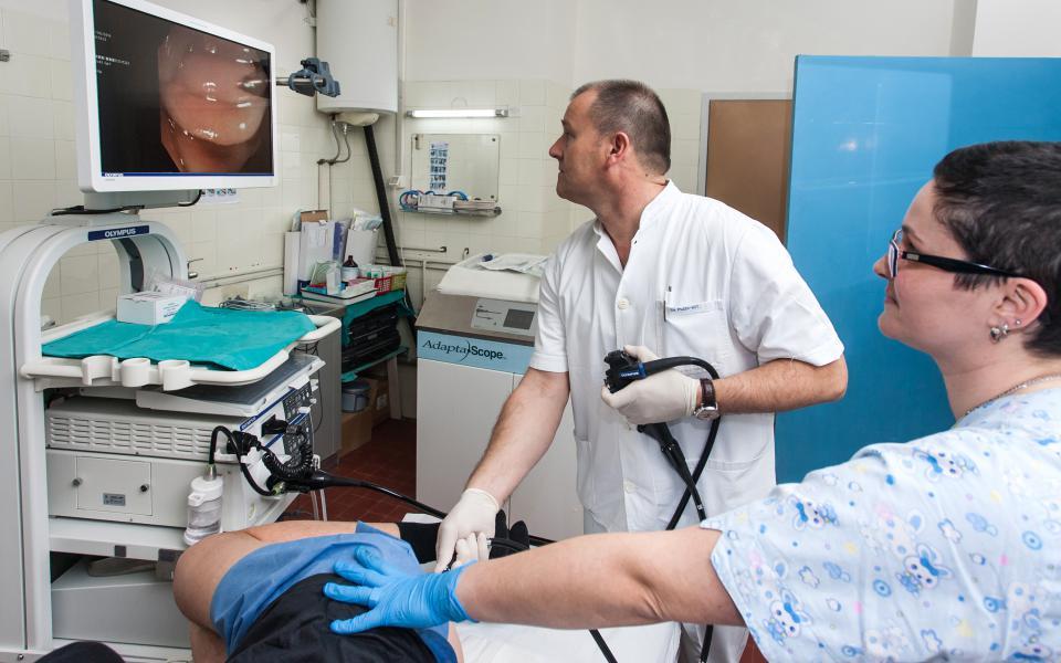 Колоноскопия. показания, противопоказания. подготовка. седация при колоноскопии
