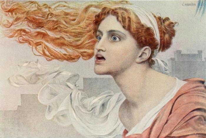 Кассандра александра — википедия. что такое кассандра александра