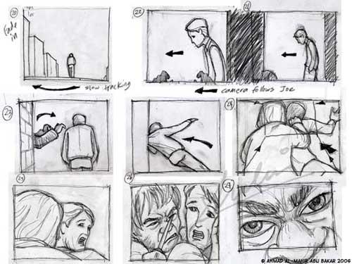 Визуальное повествование. раскадровка — часть 1. | by irka byrka | animation kitchen | medium