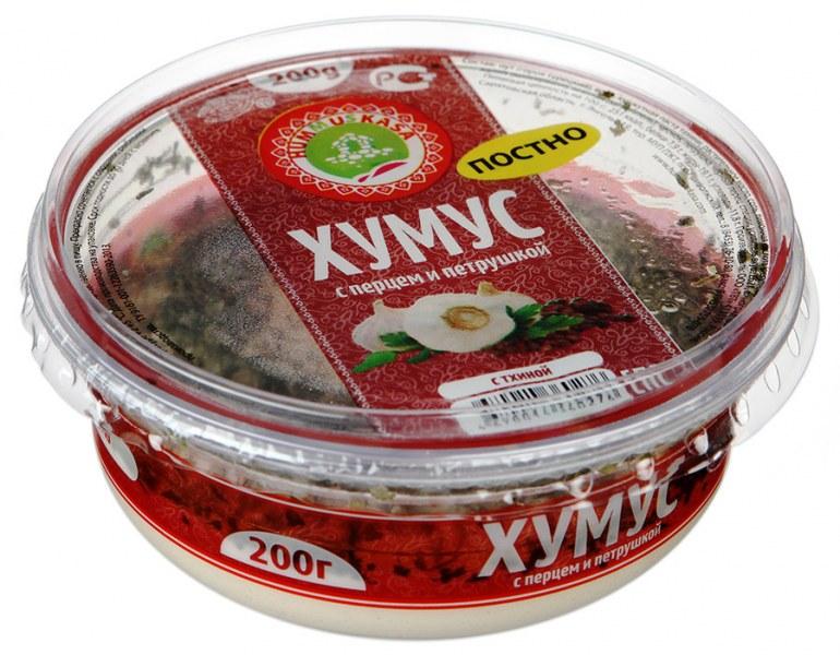 Хумус - состав блюда и его польза для организма