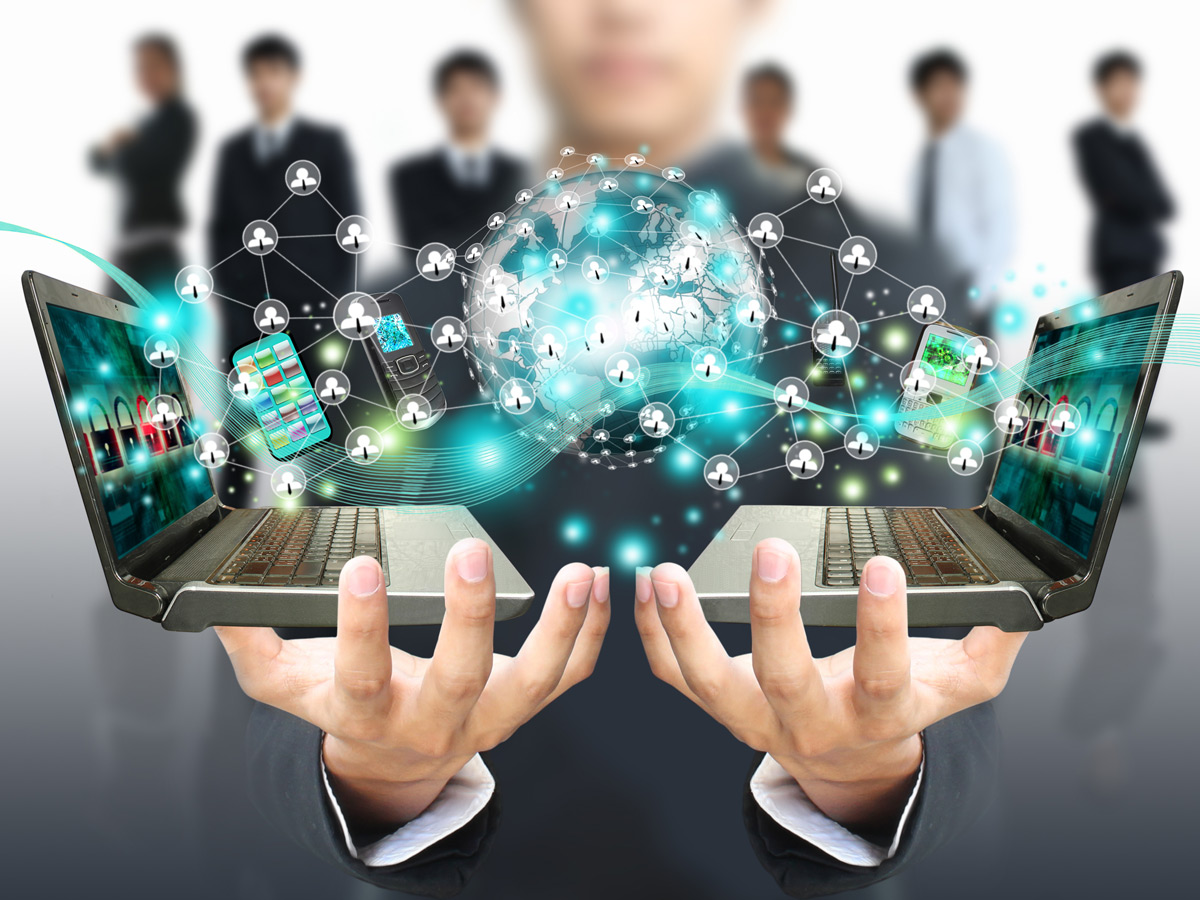 Использование интернет технологий для общего будущего
