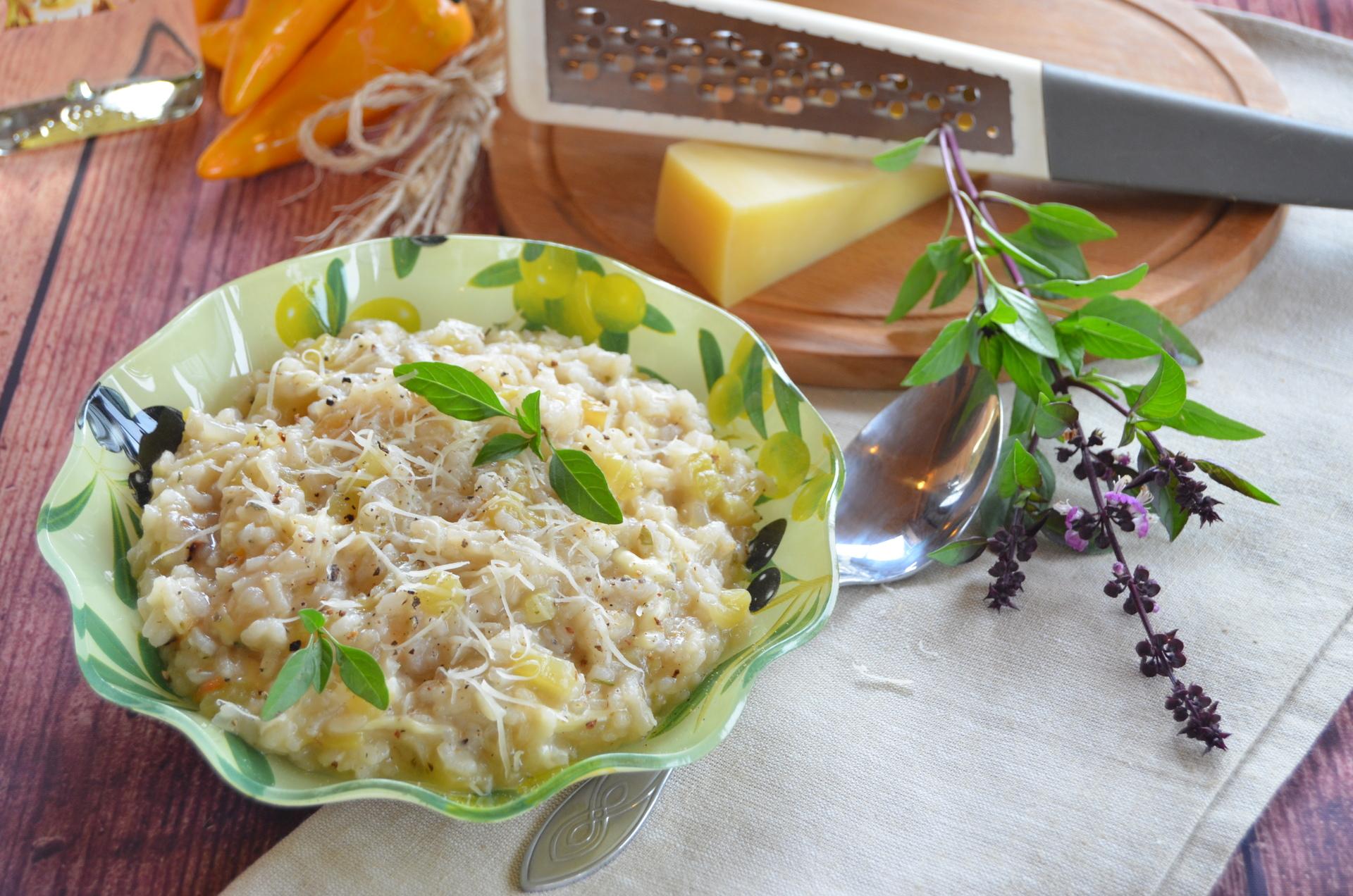 Ризотто – 5 простых рецептов итальянского блюда