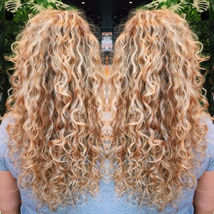 Биозавивка волос - что это такое, фото, сколько держится биозавивка волос - что это такое, фото, сколько держится