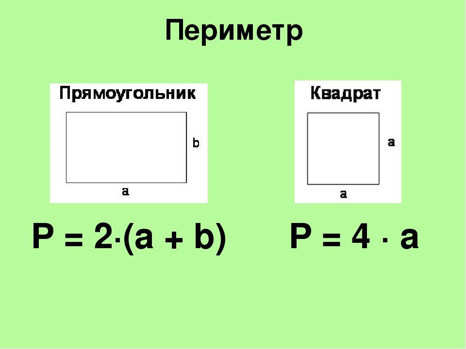 Периметр — википедия. что такое периметр