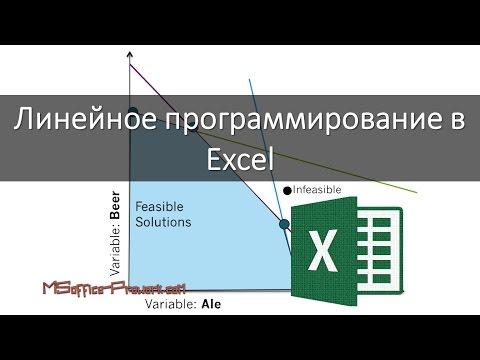 Линейное программирование • ru.knowledgr.com