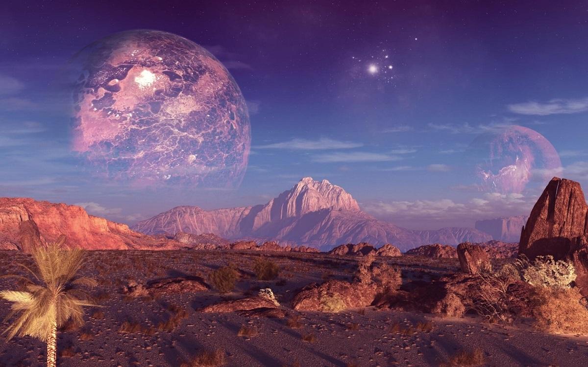 Экзопланеты: другие миры