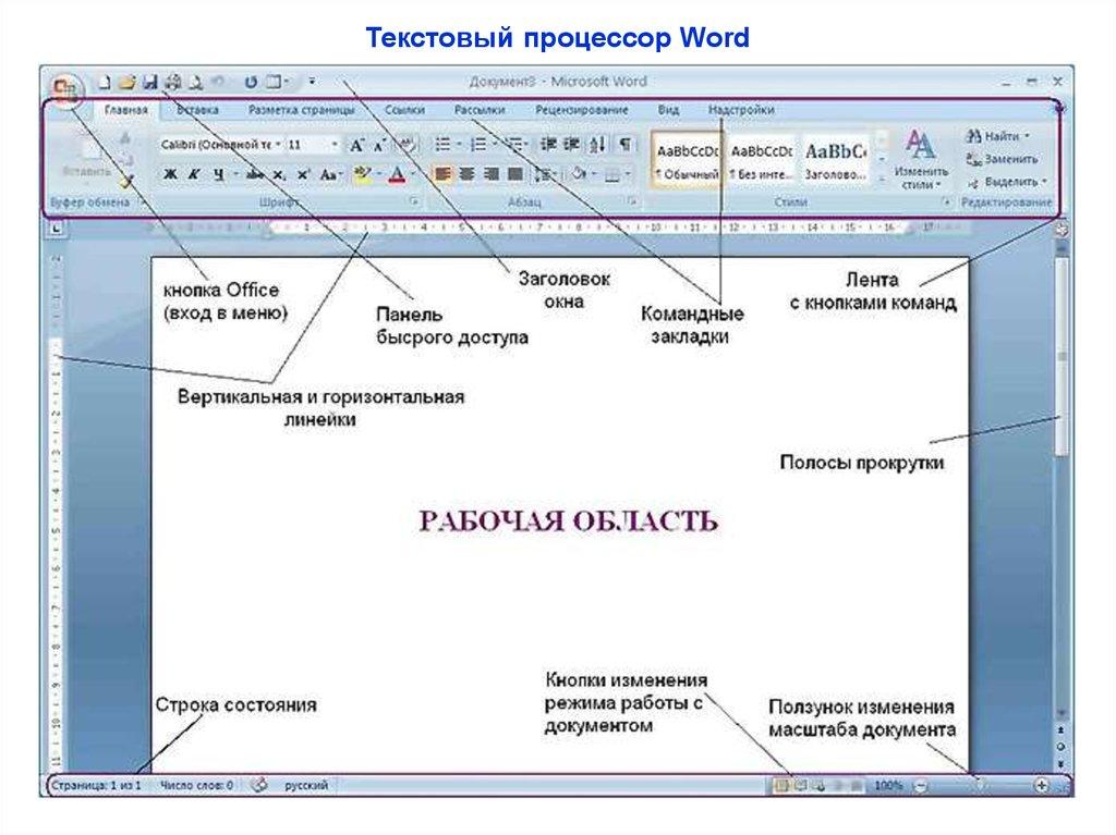 Текстовый процессор — википедия. что такое текстовый процессор