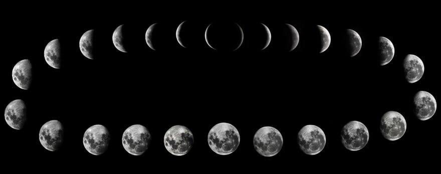 Фазы луны ( 4 фазы ) 7 факторов влияния луны — луна сегодня