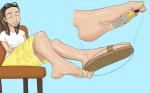 Бондаж, стопы ног изапах пота. какие фетиши втопе уженщин? — нож
