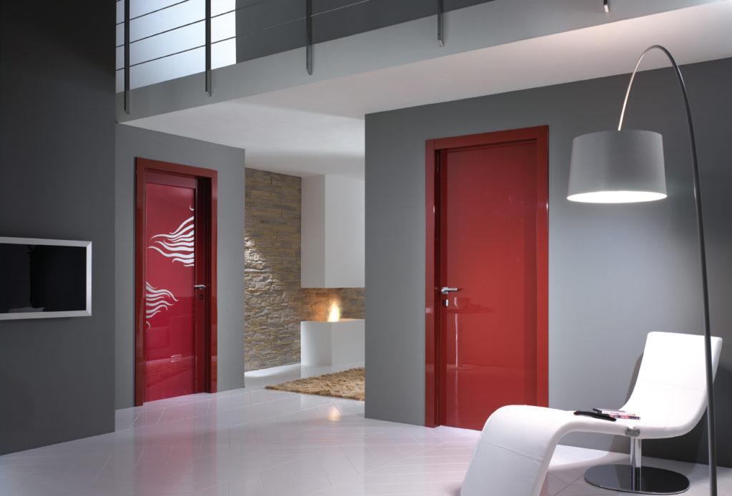 Виды межкомнатных дверей: по материалу, покрытию, конструкции, способу открывания + фото