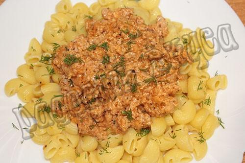 Итальянская паста — виды, описание, время приготовления.