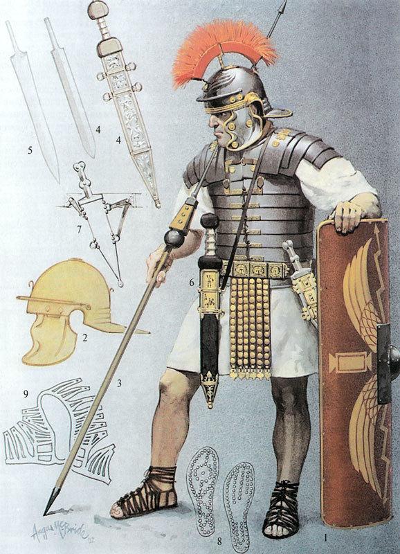 Легион - legio x fretensis