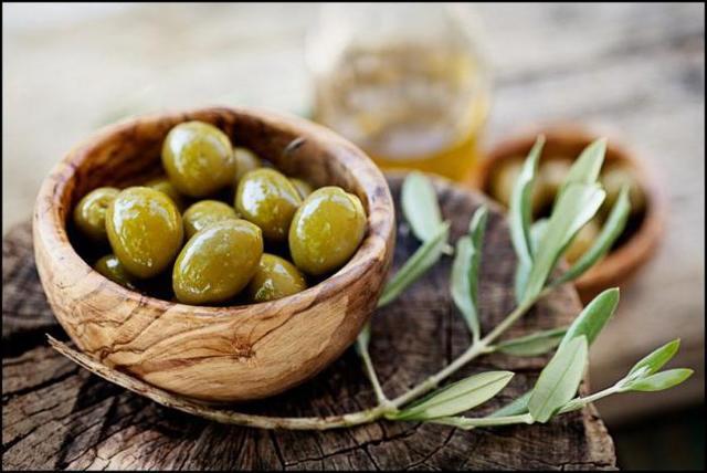 """Фаршированные оливки """"оливе ал асколана"""" – кулинарный рецепт"""