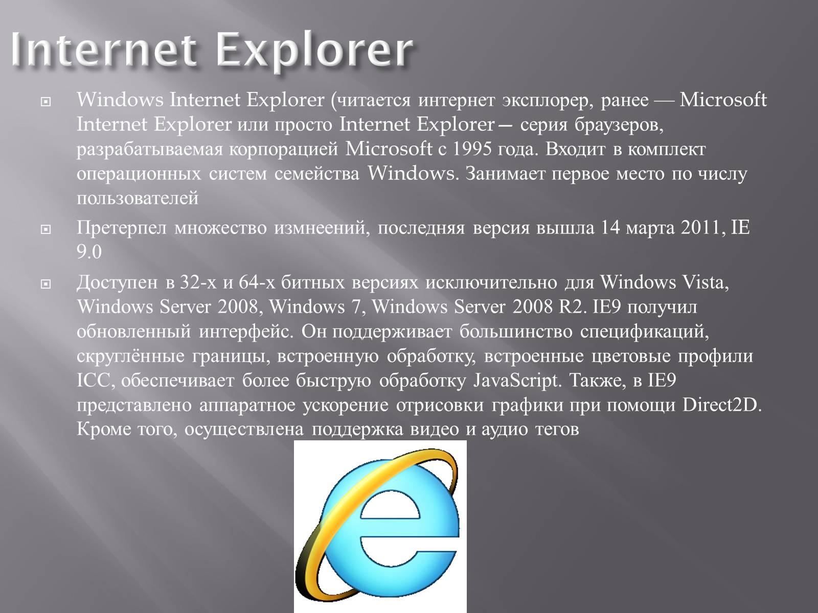 Что такое браузер и для чего он нужен?