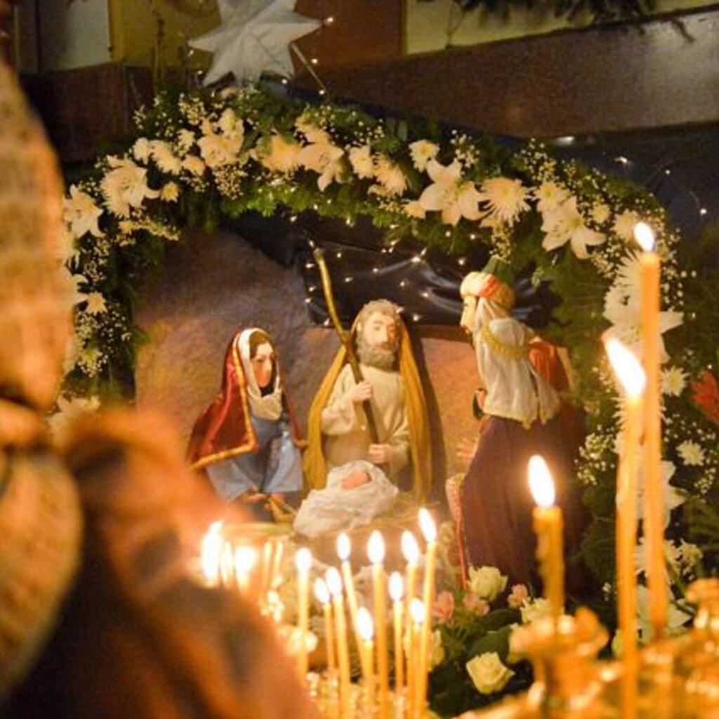 Рождество христово - древо