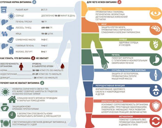 Витамин д3: для чего он нужен женщинам - суточная норма, противопоказания