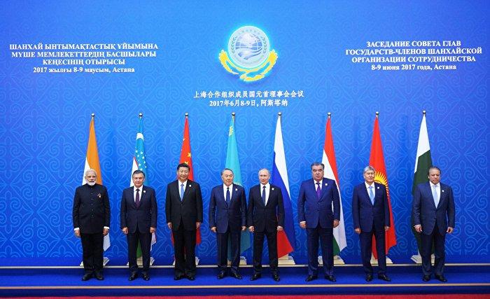 Шанхайская организация сотрудничества (шос) - это что за организация? состав шос