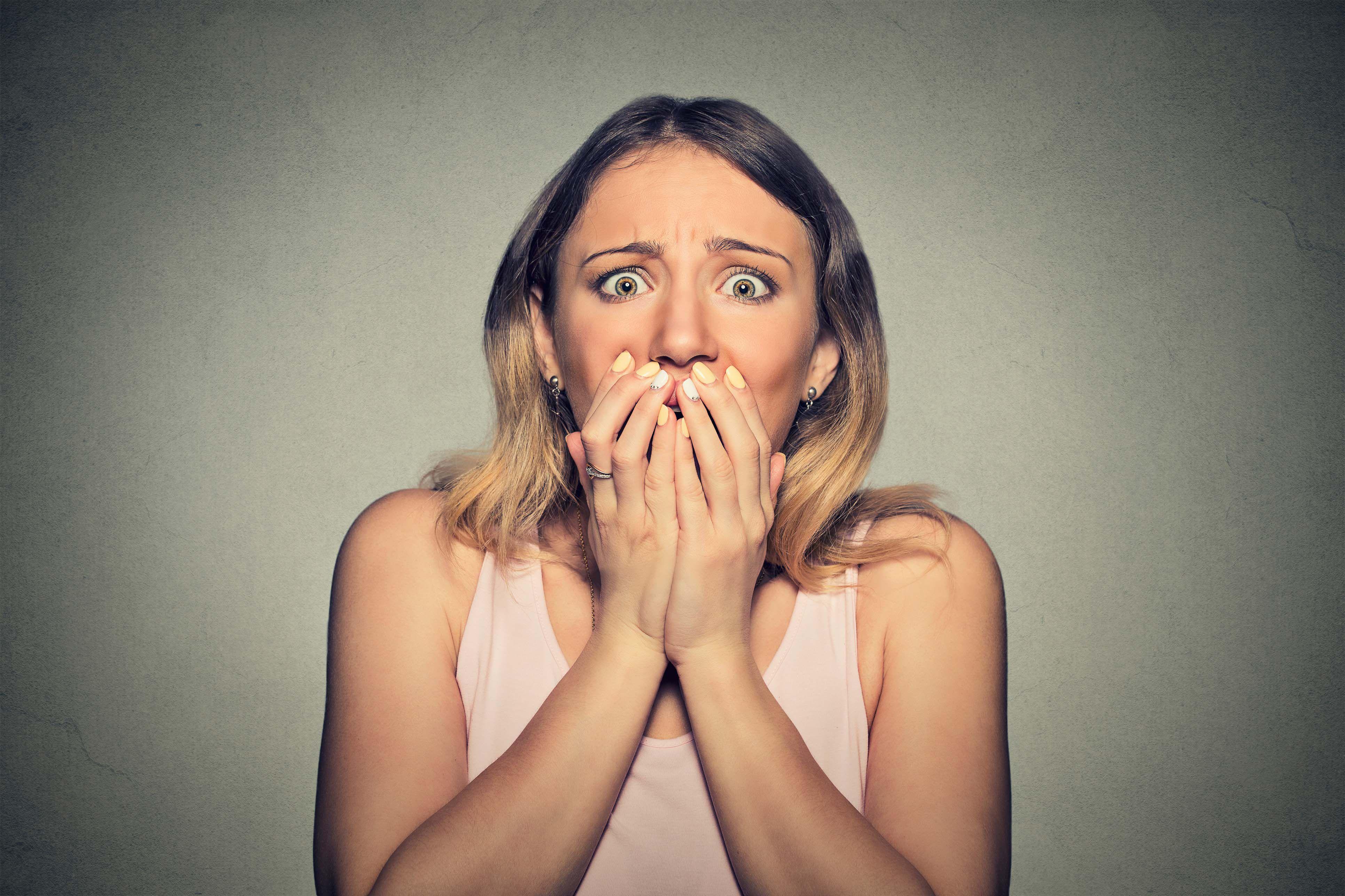 Страх - что такое? как преодолеть? степени и виды страха