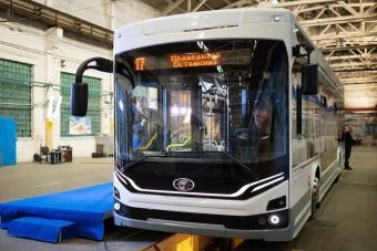 Троллейбусы: напривязи— журнал зарулем