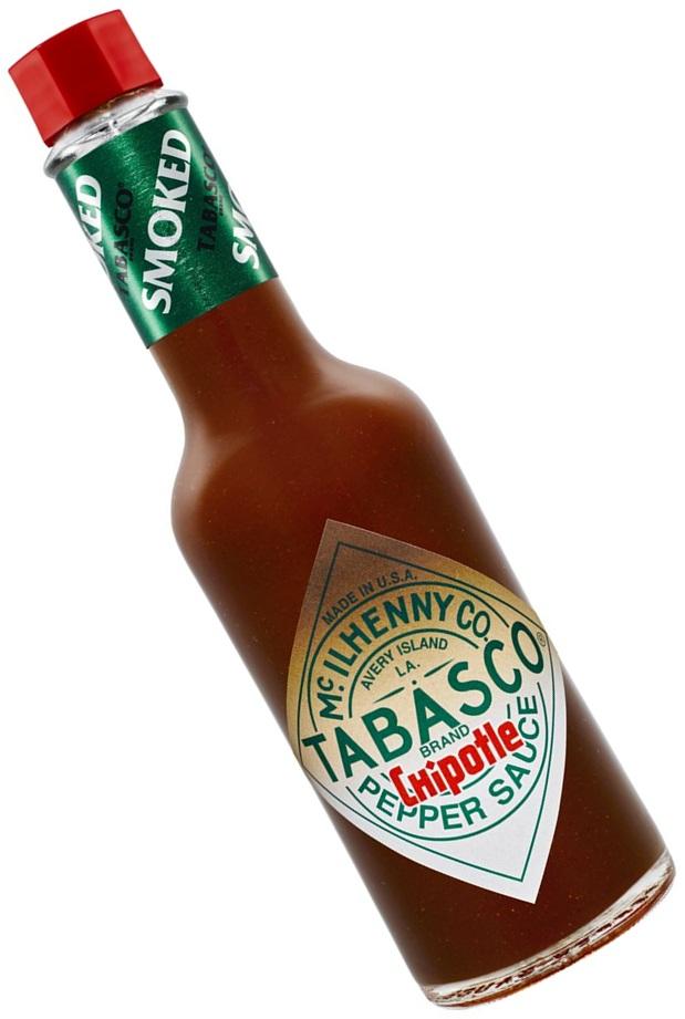 Классический рецептпостоянство соуса tabasco пронесенное через столетия