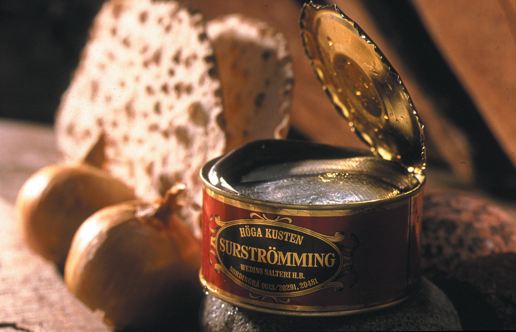 Сюрстремминг - шведский деликатес