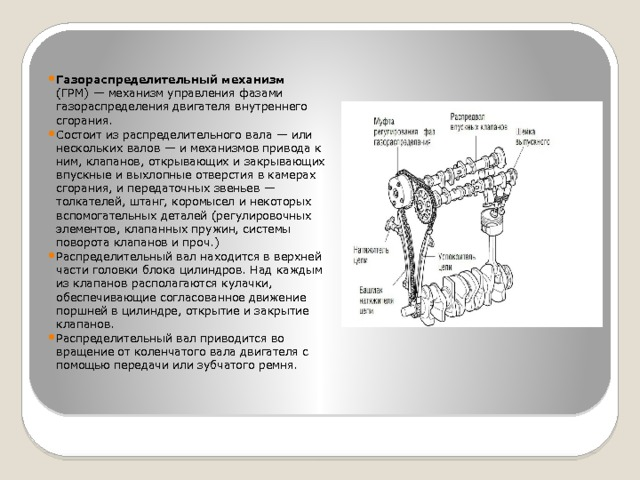 Что такое ремень грм: расшифровка аббревиатуры, назначение устройства в автомобиле и его принцип действия, обозначения на ремешке
